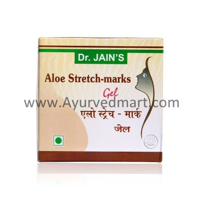 Dr. Jain's ALOE STRETCH-MARKS GEL