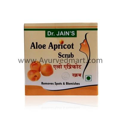 Dr. Jain's ALOE APRICOT SCRUB