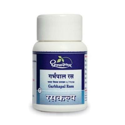 Dhootapapeshwar Garbhapal Rasa