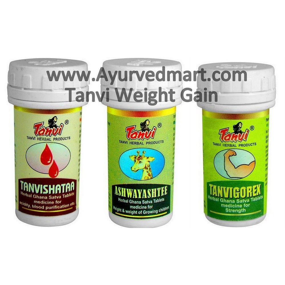 Tanvi Weight Gain Kit, 1 Month