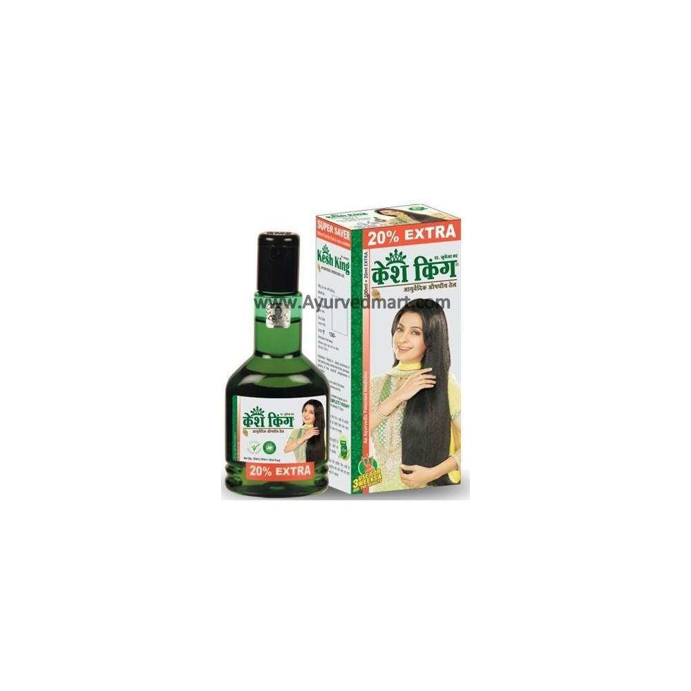 Kesh King Ayurvedic Hair Oil