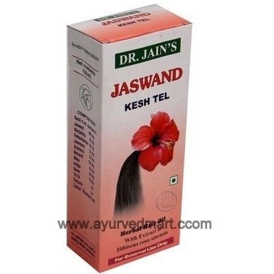 Dr. Jain's JASWAND KESH TEL