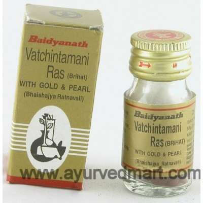 Baidyanath VATACHINTAMANI RAS BRI., 30 TAB