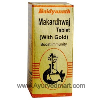 Baidyanath MAKARDHWAJA (SW.YU.) , 50 TAB