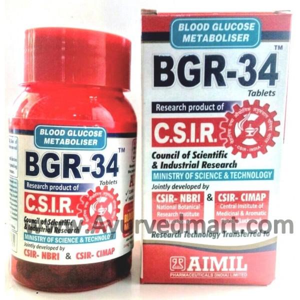 Aimil BGR 34, BGR 34