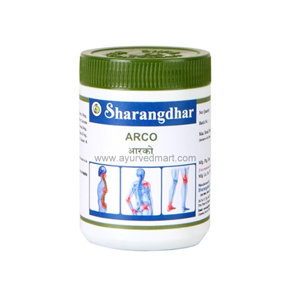 Sharangdhar Arco