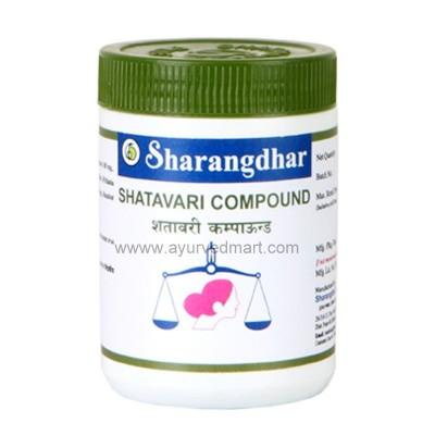 Sharangdhar Shatavari Compund