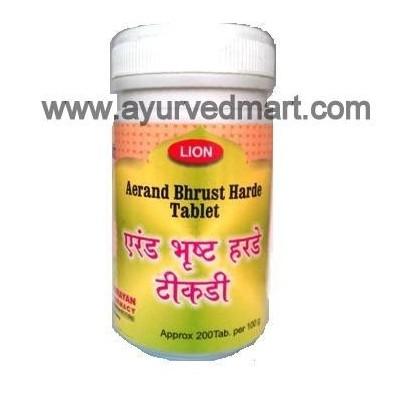 Aerand Bhrust Harde Tablet