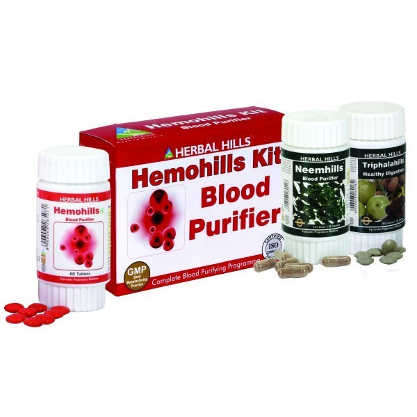 Hemohills Kit