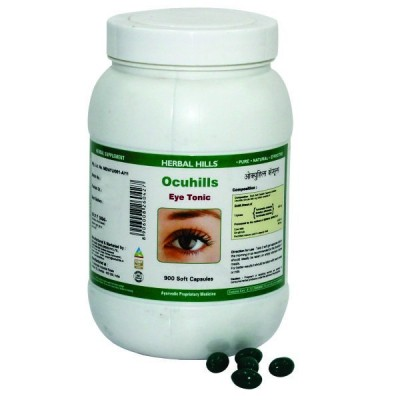 Ocuhills, Value Pack 900 Capsule