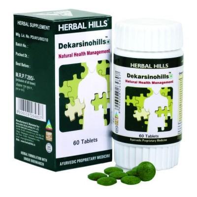 Dekarsinohills, 60 Tablets