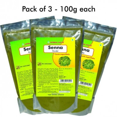 Senna powder, 100 gms powder