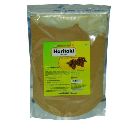 Haritaki Powder, 1 kg powder