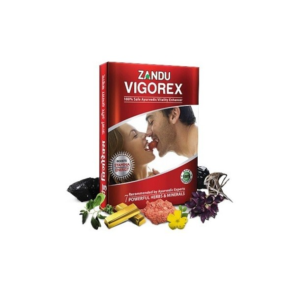 Zandu Vigorex Tablet