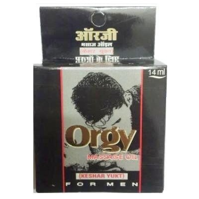 Orgy massage oil...Penis enlargement oil