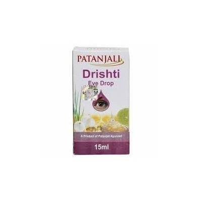 Patanjali DRISHTI EYE DROP, 15 ml