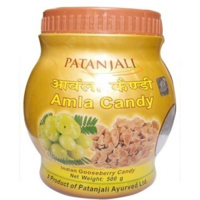 Patanjali AMLA CANDY, 500 gm