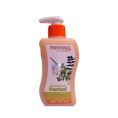 Patanjali HERBAL HAND WASH, 250 ml