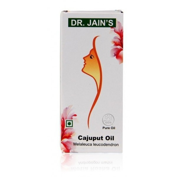 Dr. Jain's CAJUPUT Oil