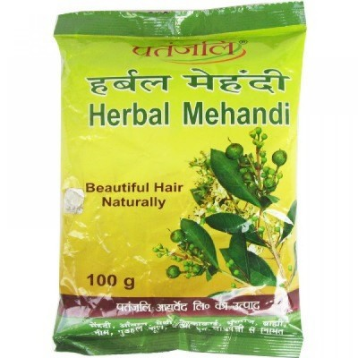 Patanjali HERBAL MEHANDI, 100 gm