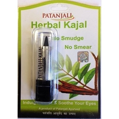Patanjali HERBAL KAJAL, 3 gm