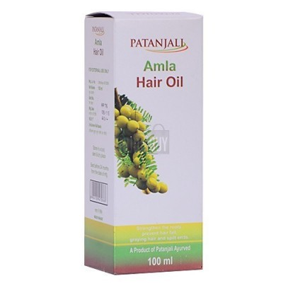 Patanjali Almond Hair Oil, 100 gm