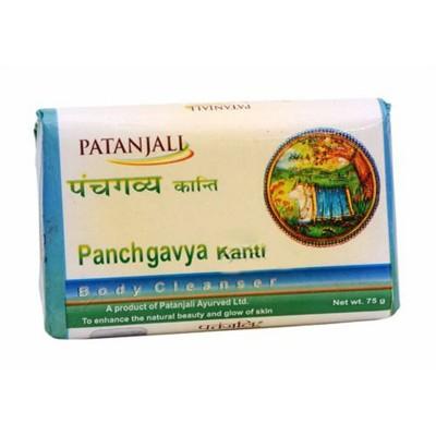 Patanjali KANTI PANCHGVYA SOAP, 75 gm
