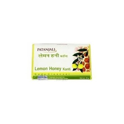Patanjali LEMON HONEY SOAP, 75 gm