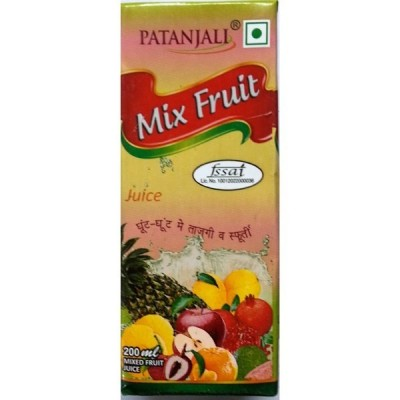 Patanjali MIX FRUIT JUICE, 200 ml