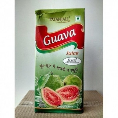 Patanjali GUAVA JUICE, 1000 ml
