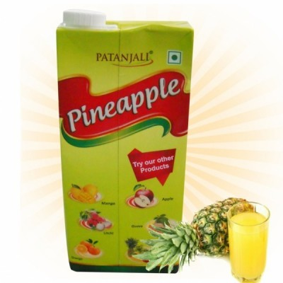 Patanjali PINE APPLE JUICE, 1000 ml