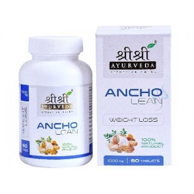 Sri Sri ANCHO LEAN Tablet, 60 Tab
