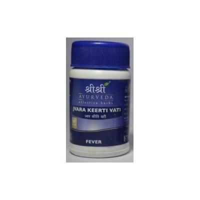 Sri Sri JVARA KEERTI VATI Tablet, 60 Tab