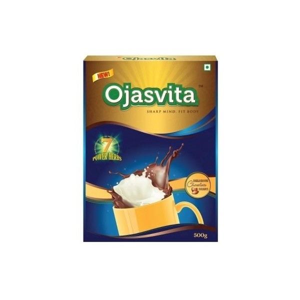 Sri Sri OJASVITA CHOCOLATE REFILL PACK, 1 Kg