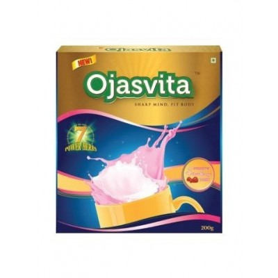 Sri Sri OJASVITA STRAWBERRY BOX REFILL, 200 gm