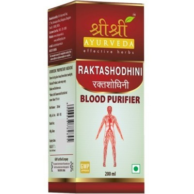 Sri Sri RAKTASHODHINI ARISTA, 200 ml