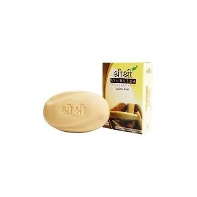 Sri Sri SANDAL SOAP, 100 gm