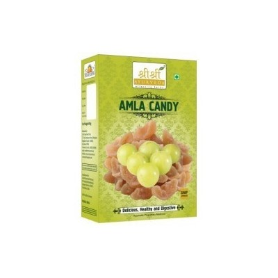Sri Sri AMLA CANDY PLAIN, 400 gm