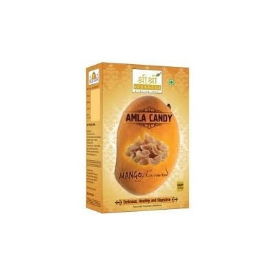 Sri Sri AMLA MANGO CANDY, 400 gm