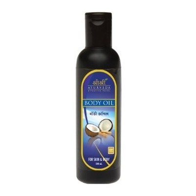 Sri Sri BODY OIL, 200 ml