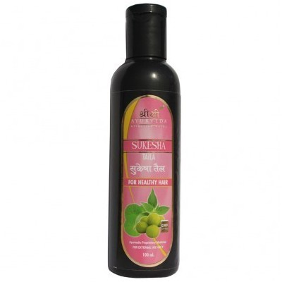 Sri Sri BRAHMI BRINGARAJ TAILA, 100 ml