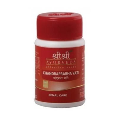 Sri Sri CHANDRAPRABHAVATI Tablet, 60 Tab