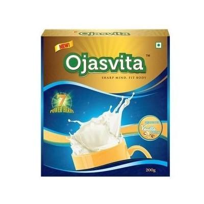 Sri Sri OJASVITA VANILLA REFILL PACK, 1 Kg