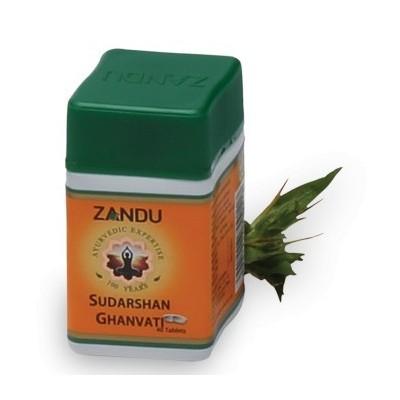 Zandu Sudarshan Ghanvati Tablets