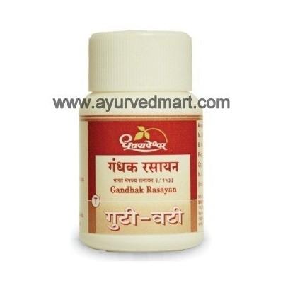 Dhootpapeshwar Gandhak Rasayan