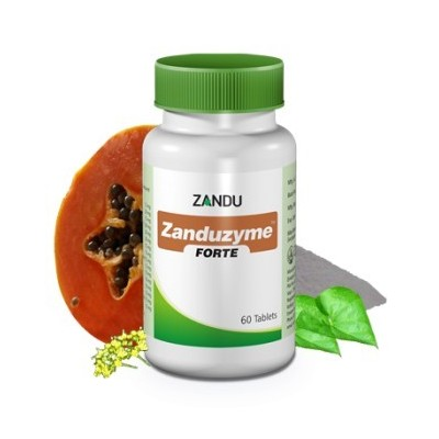Zandu Zanduzyme Tablets