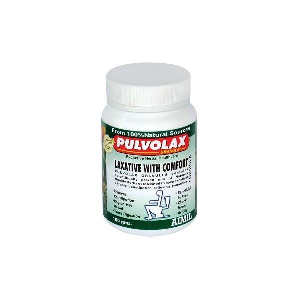 PULVOLAX GRANULES