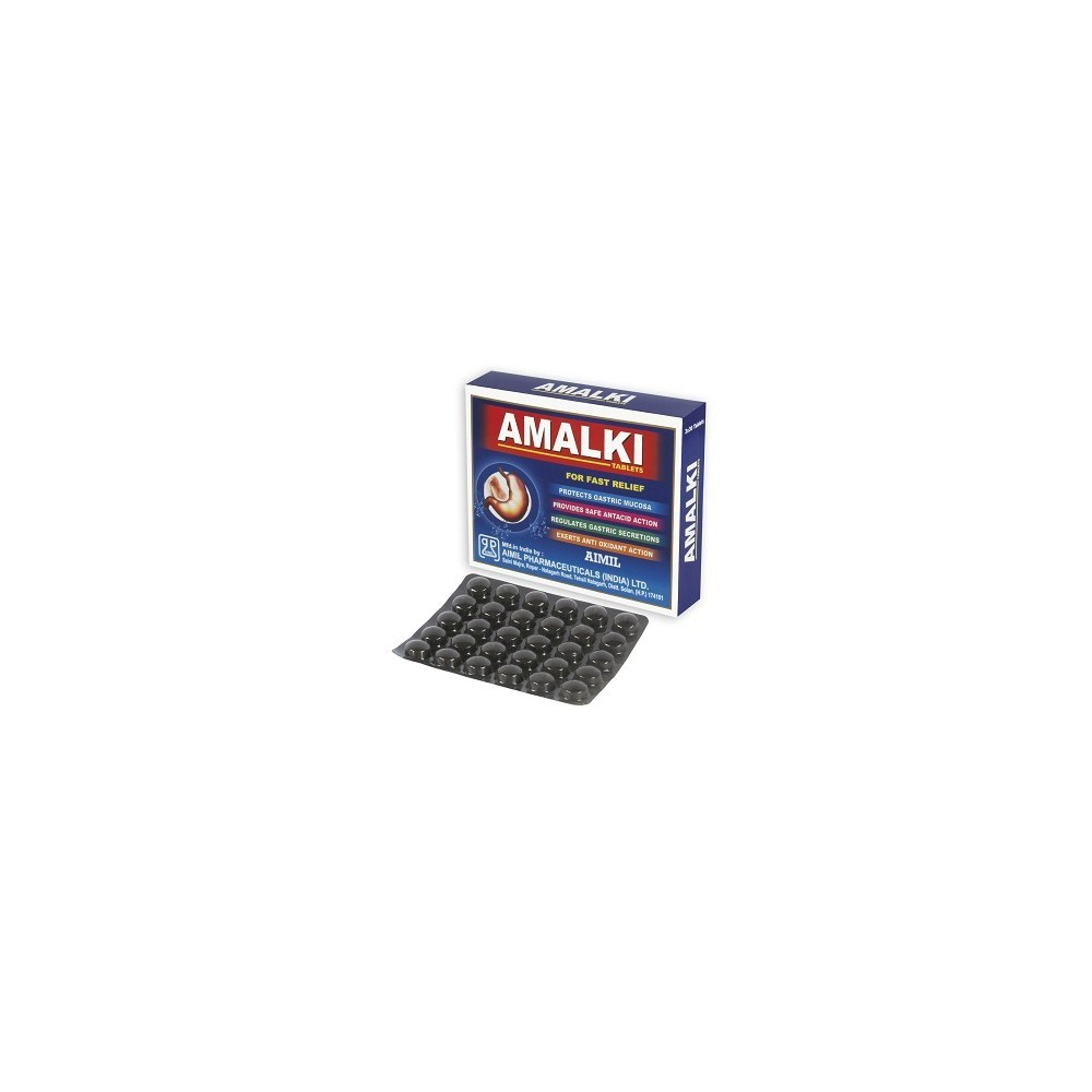 Aimil Amalki Tablet