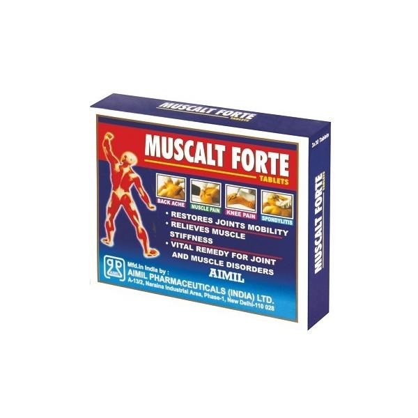 Muscalt Forte Tablet