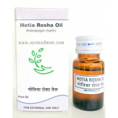 Dr. Jain's MOTIA ROSHA Oil